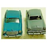 #62  Two 1950s Oldsmobile Dealer Promo Models