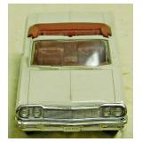#65  1962, 1964 Impala SS Convertible Dealer Promo Cars