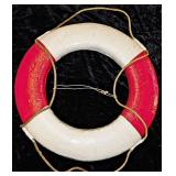 #75a  RMS Queen Mary Life Preserver
