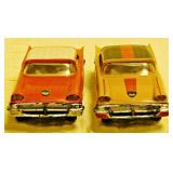#83  Two 1958 Ford Fairlane 500 Dealer Promo Cars