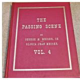 "#88  Seven Volumes ""The Passing Scene"" Meiser"