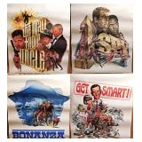 #89a  1966 NBC Promotional Posters