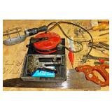 #6a Miscellaneous Hand Tools, Saw, Stapler