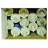 #8a Seven Tubes Caulk, Eight Tubes Liquid Nails