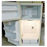#13a GE Two Door Refrigerator / Freezer