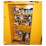 #14 Steel Chemical Storage Cabinet