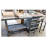 """#18 Delta 10"""" Unisaw w/ Extension Table, Accessories"""