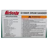 #24 Grizzly Industrial Drum Sander Model #G1066R