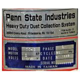 #30 Penn State Ind. HD Dust Collection System