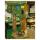 #33 Enco Floor Drill Press Model w/ Accessories