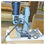 #45 Delta Hollow Chisel Mortiser On Steel Stand