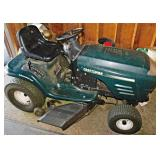 "Lot 17B Craftsman 19.5 HP 42"" Riding Mower"
