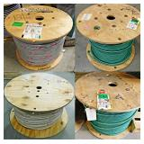 Sample Of Copper Cable