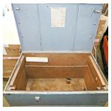1 Of 6 Steel Gang Boxes