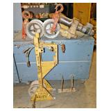 Enterpac cable puller