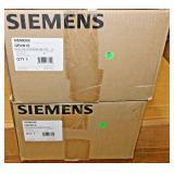 2 Siemens 250 A 240V Enclosures