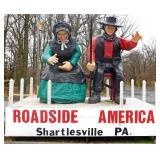 Roadside America / PA Dutch Gift House Auction