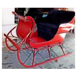 Lull Carriage Co. Open Sleigh