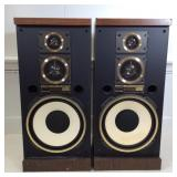 Pair of Fisher Speakers
