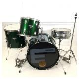 4 pc Enforcer Drum Set