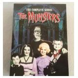 "Complete DVD Series ""The Munsters"""