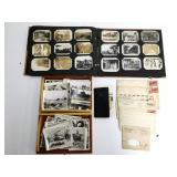 Lot of WWII Military Photos, Diary, Letters