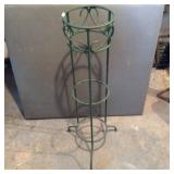 "36"" Tall Metal Plant Stand"