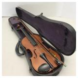 Violin Bow and Case