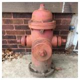 Sterling Cast Iron Fire Hydrant