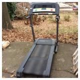 Image Space Saver Treadmill