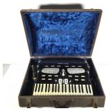 Atlas Accordion Ebony