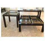 3 pc Henredon Occasional Table Set