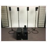 7pc Bose Speaker Sound System