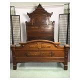 Victorian Bed