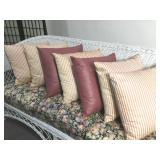 7 Accent Pillows