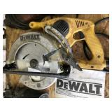 BLACK AND DECKER FRAMING SAW