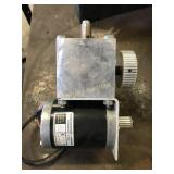 ELECTRIC MOTOR AND GEARBOX