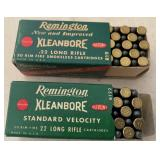 Remington 22 Long Rifle Ammo