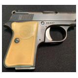 Astra Model  2000  Cal 22  Pistol