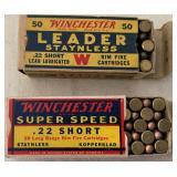 Winchester 22 Short Ammo