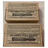Winchester .30  Ammo