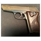 CZ  Model 50  Pistol