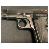 Beretta Model  1935  Pistol