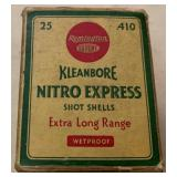 Remington  410  Nitro Express  Ammo