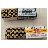 Peters - Aguila 22 LR  Ammo