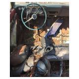 Corvair parts car