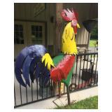 Custom fabricated chicken