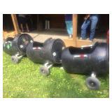 Barrel cars