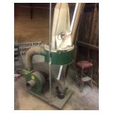 Grizzley dust collector