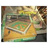 Electronic Tudor MLB game and Aurora Skittle